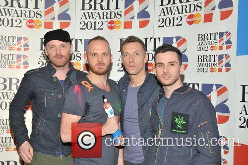 Coldplay and Brit Awards 7