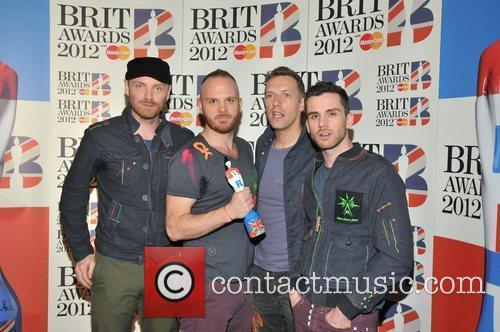 Coldplay and Brit Awards 9