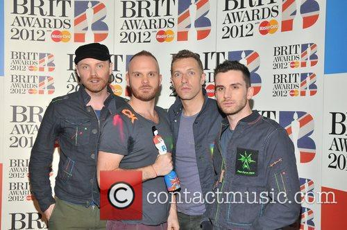 Coldplay and Brit Awards 10