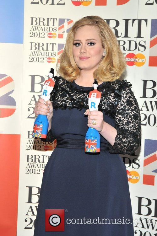 Adele and Brit Awards 7