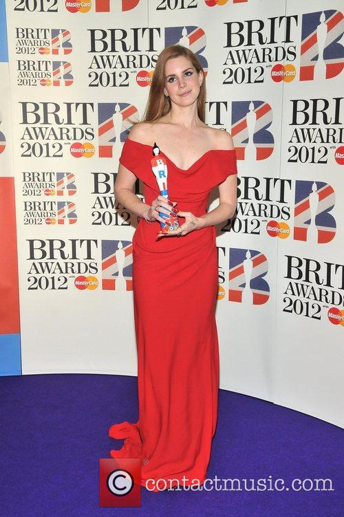 Lana Del Rey and Brit Awards 2