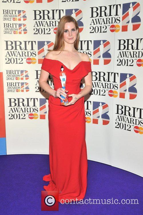 Lana Del Rey and Brit Awards 4