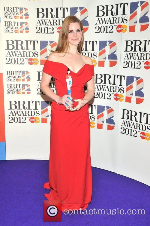 Lana Del Rey and Brit Awards 5