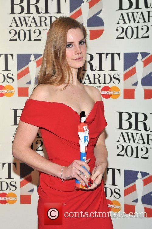 Lana Del Rey and Brit Awards 7