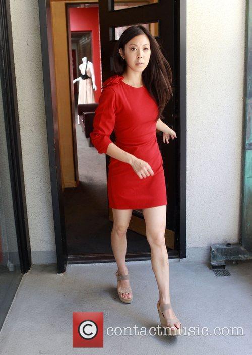 Brittany Ishibashi grey's anatomy