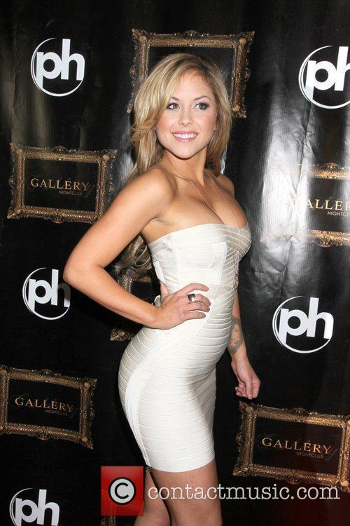 Brittney Palmer and Planet Hollywood 12