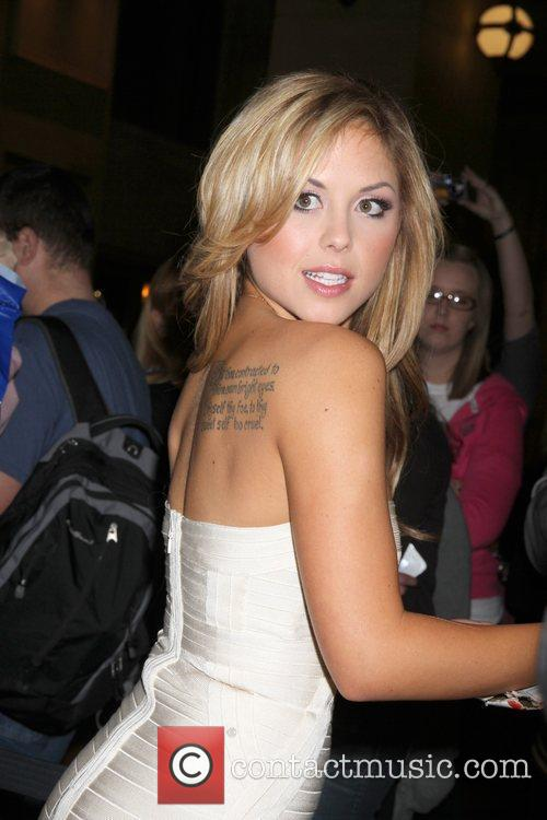 Brittney Palmer and Planet Hollywood 19