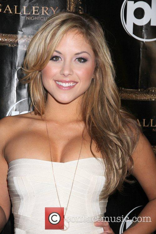 Brittney Palmer and Planet Hollywood 22