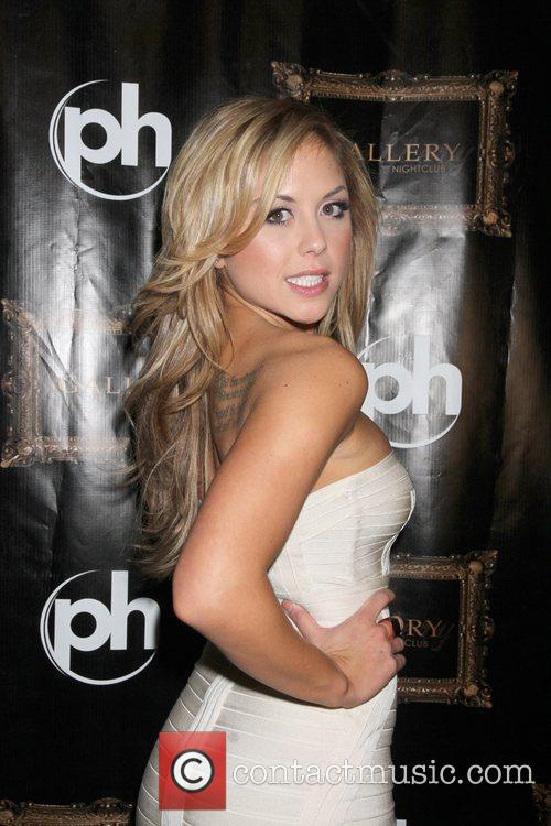 Brittney Palmer and Planet Hollywood 24