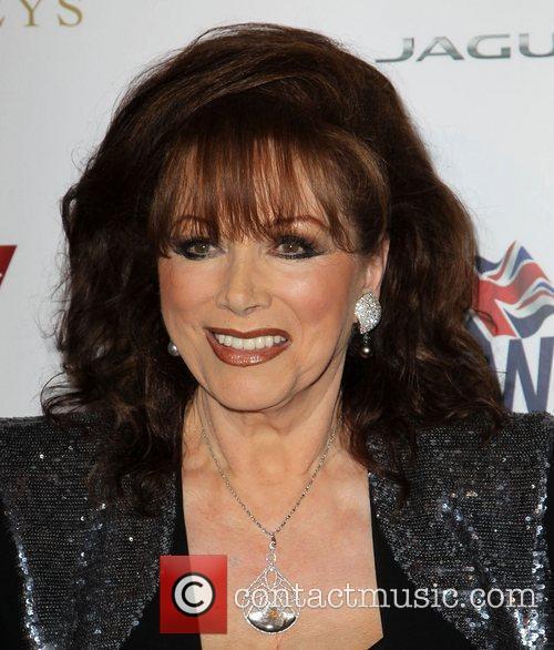 Jackie Collins Britweek 2012 Gala hosted by Piers...