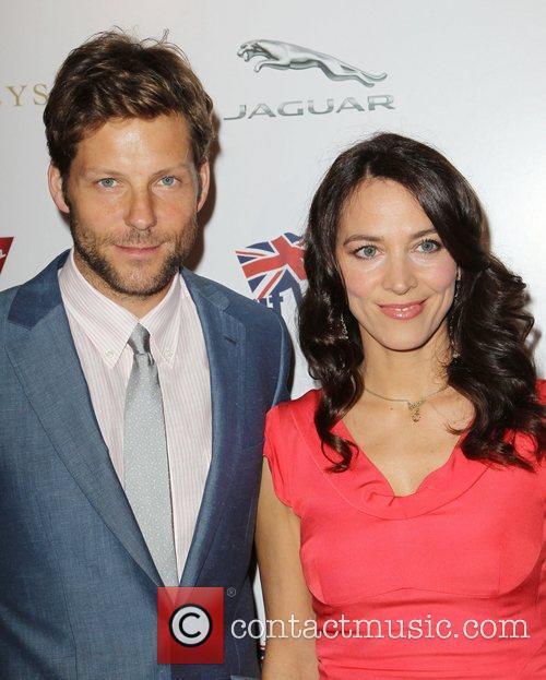 Jamie Bamber, Kerry Norton Britweek 2012 Gala hosted...