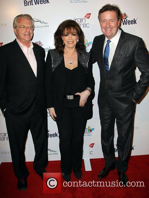 Jerry Springer, Jackie Collins and Piers Morgan 3