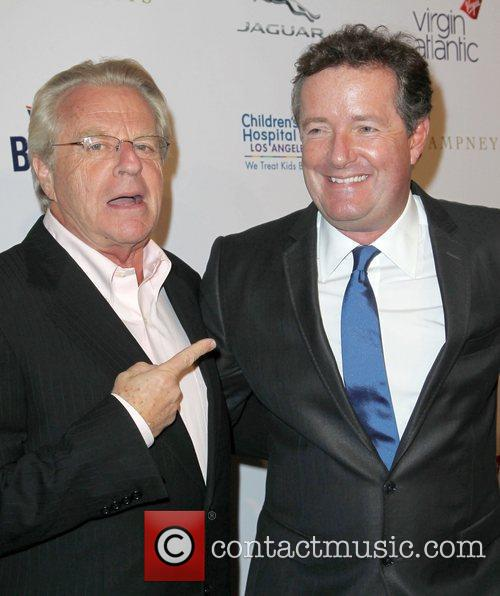 Jerry Springer and Piers Morgan 8