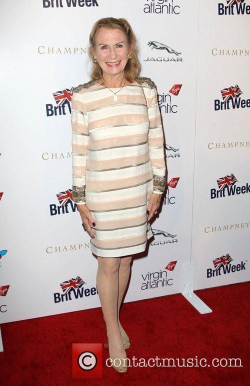 Juliet Mills Britweek 2012 Gala hosted by Piers...