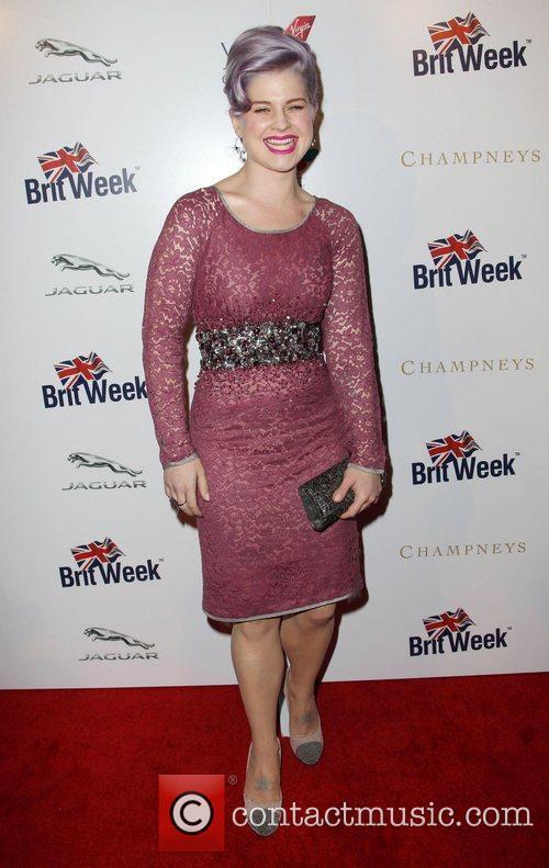 Kelly Osbourne Britweek 2012 Gala hosted by Piers...