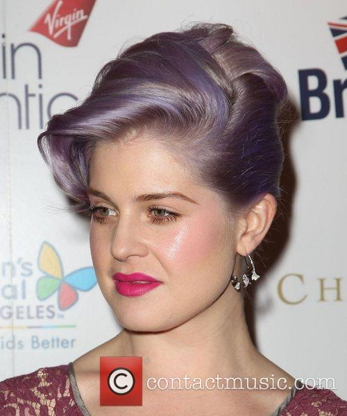 Kelly Osbourne Britweek 2012 Gala Hosted By Piers Morgan