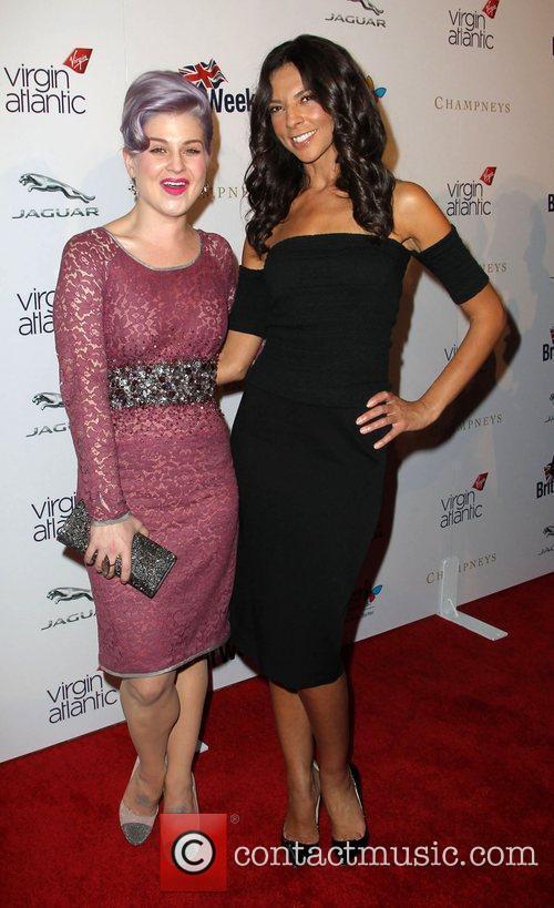 Kelly Osbourne, Terri Seymour Britweek 2012 Gala hosted...