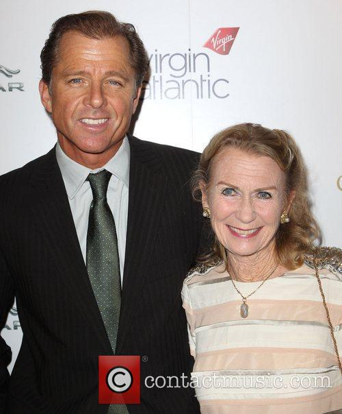 Maxwell Caulfield and Juliet Mills