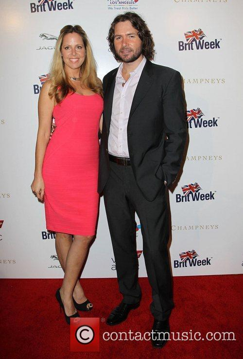 Michael Johns and Guest Britweek 2012 Gala hosted...