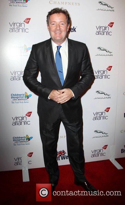 Piers Morgan Britweek 2012 Gala hosted by Piers...