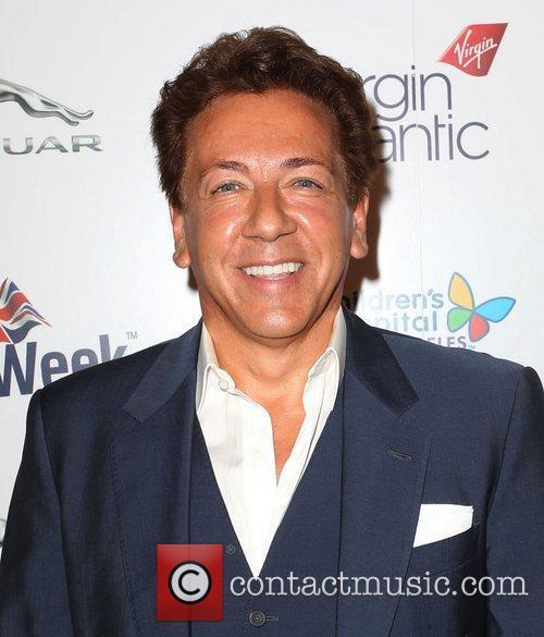 Ross King Britweek 2012 Gala hosted by Piers...