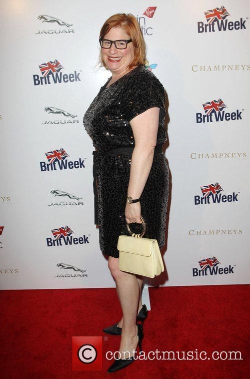 Shari Mesulam Britweek 2012 Gala hosted by Piers...