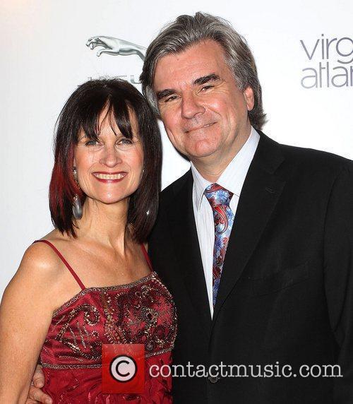 Sharon Harroun, Bob Peirce Britweek 2012 Gala hosted...