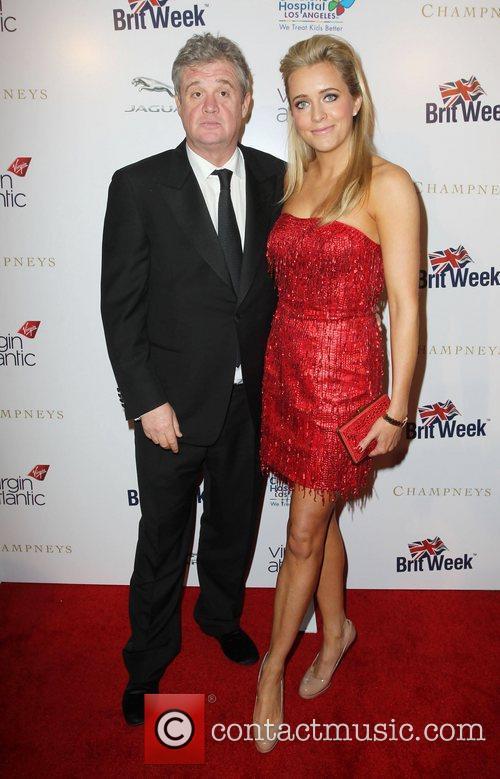 Stephen Purdew, Isabelle Purdew Britweek 2012 Gala hosted...