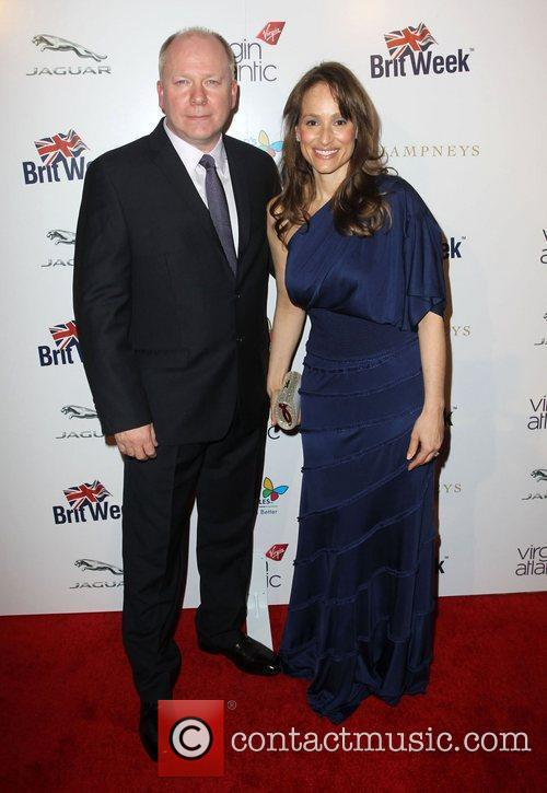 Steve Lloyd and Guest Britweek 2012 Gala hosted...
