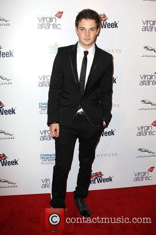 Calvin Goldspink BritWeek 2012 Gala hosted by Piers...