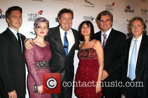 Kelly Osbourne, Piers Morgan, Sharon Harroun, Bob Peirce...