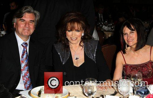 Bob Peirce, Jackie Collins, Sharon Harroun BritWeek 2012...
