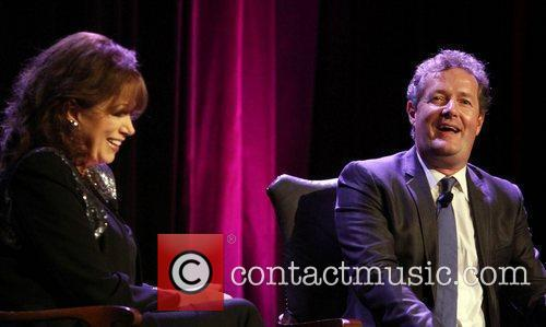 Jackie Collins and Piers Morgan 3