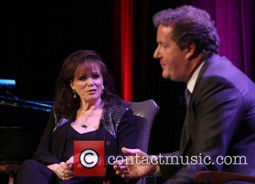 Jackie Collins and Piers Morgan 4