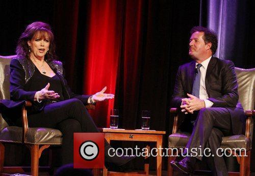 Jackie Collins and Piers Morgan 5