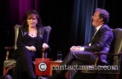 Jackie Collins and Piers Morgan 14