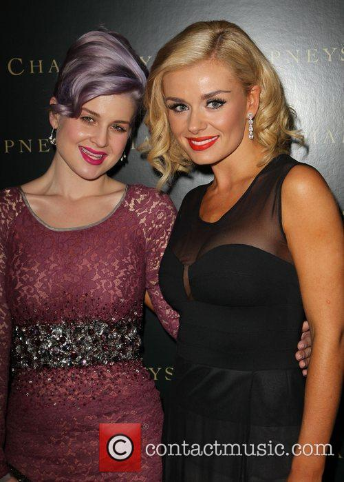Kelly Osbourne, Katherine Jenkins BritWeek 2012 Gala hosted...