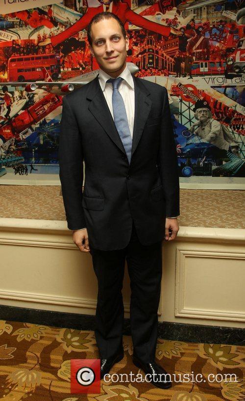 Lord Frederick Windsor BritWeek 2012 Gala hosted by...