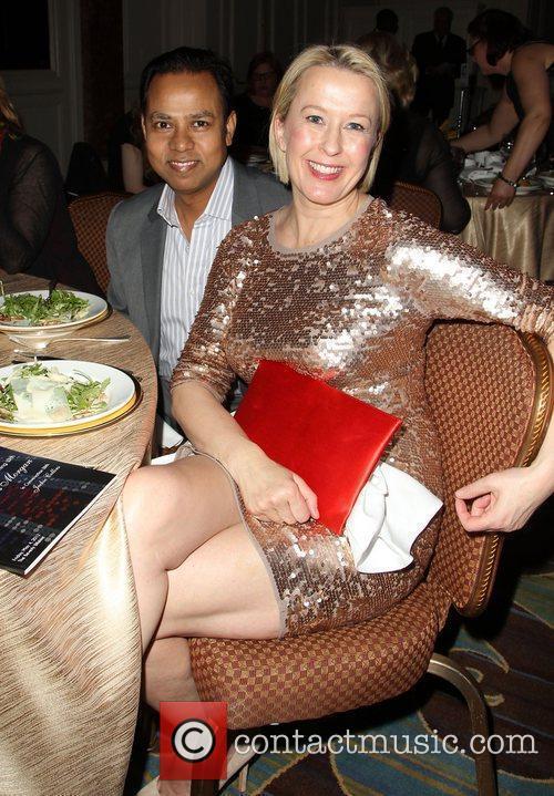 Munawar Hosain, Sarah Cairns BritWeek 2012 Gala hosted...