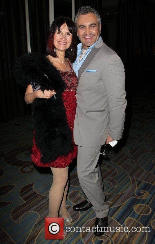 Sharon Harroun and Guest BritWeek 2012 Gala hosted...