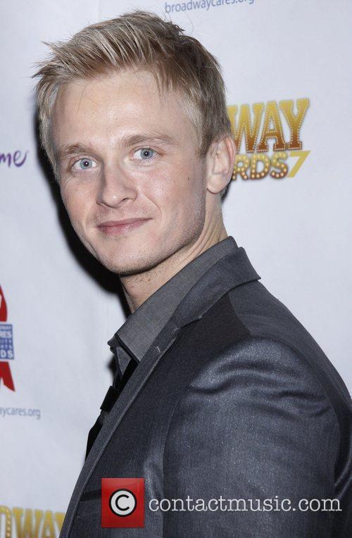 Anthony Federov After party for Broadway Backwards 7...