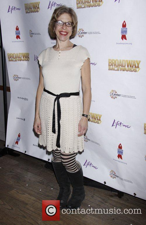 Jackie Hoffman After party for Broadway Backwards 7...