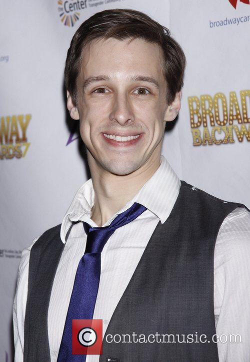 Jason Michael Snow After party for Broadway Backwards...