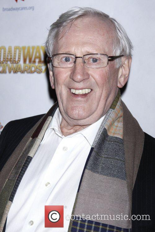 Len Cariou After party for Broadway Backwards 7...