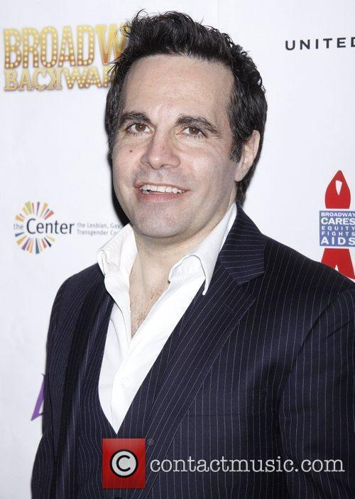 Mario Cantone After party for Broadway Backwards 7...