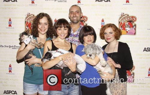 Natalie Smith, Claire Lams, Tom Edden, Jemima Rooper...