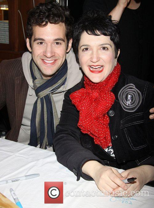 Adam Chanler-Berat and Lauren Cohn attending the 26th...