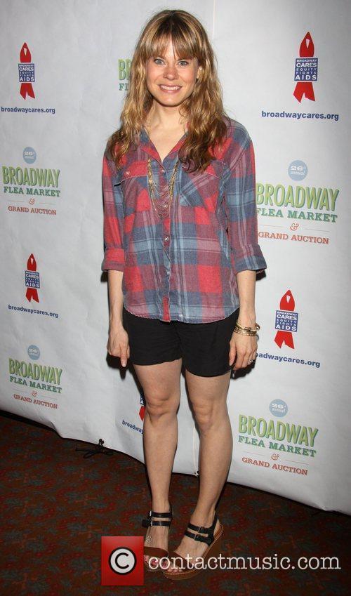 Celia Keenan-Bolger  attending the 26th Broadway Cares...
