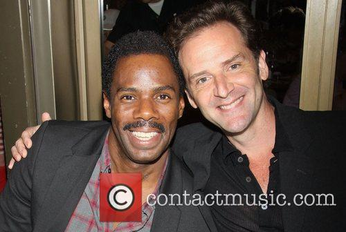 Colman Domingo and Malcolm Gets attending the 26th...
