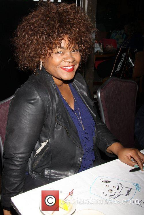 Da'Vine Joy Randolph attending the 26th Broadway Cares...